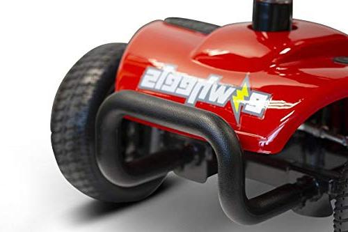 E-Wheels Electric Scooter - RED