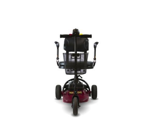 Shoprider Echo Scooter - Lightweight Red