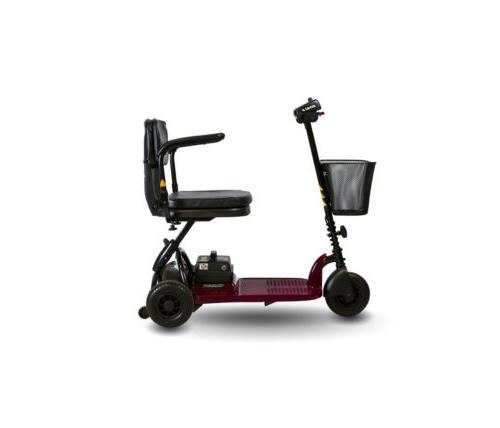Shoprider Scooter Lightweight Red