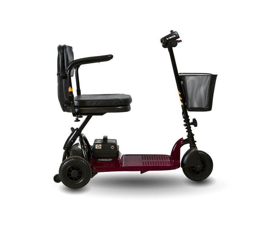 Shoprider Scooter Lightweight 250Lbs.