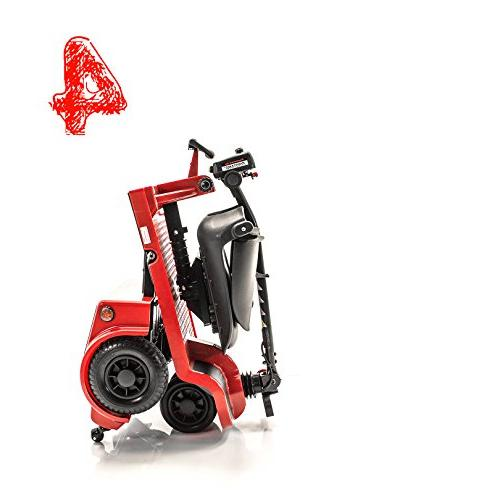 Echo Scooter Shoprider Travel Mobility