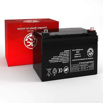 Pride 12V 35Ah Replacement Battery