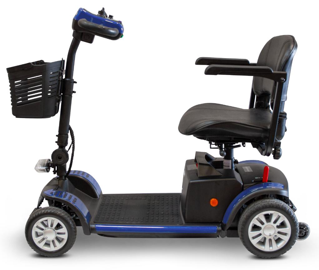 eWheels Electric Portable Folding Medical Mobility Scooter 4