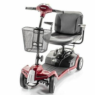escape 4 wheel portable scooter mobility 7a