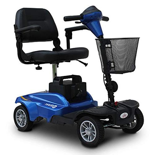 EV Rider 4 Wheel Travel