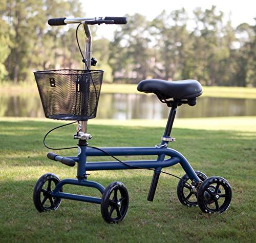 Evolution Mobility Knee in Blue