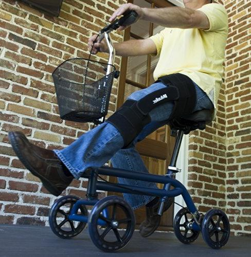 Evolution Mobility Knee Leg Crutches in