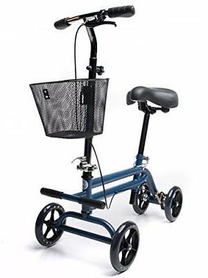 Evolution Mobility Leg Walker Crutches Alternative in