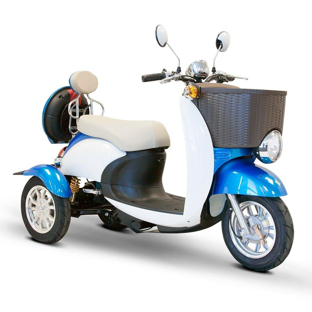 E-Wheels Euro Style Sport Scooter, to 18mph per charge -