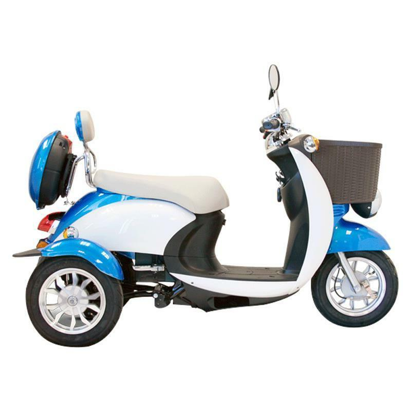 E-Wheels EW-11 Euro Sport Scooter, up to 18mph & per charge