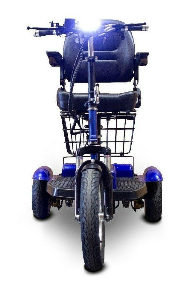 eWheels Blue Mobility Loaded, 30 mi range, NO TAX