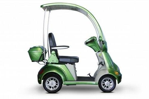 ew 54 electric powered mobility scooter w