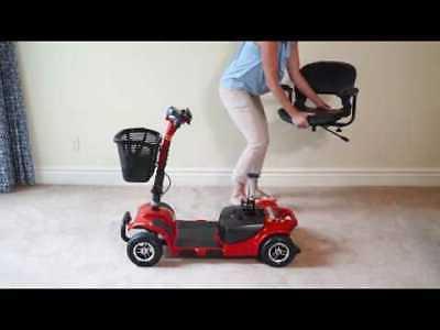 EWheels EW-M34 Four Wheel Portable Scooter