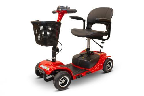 ew m34 four wheel portable mobility scooter