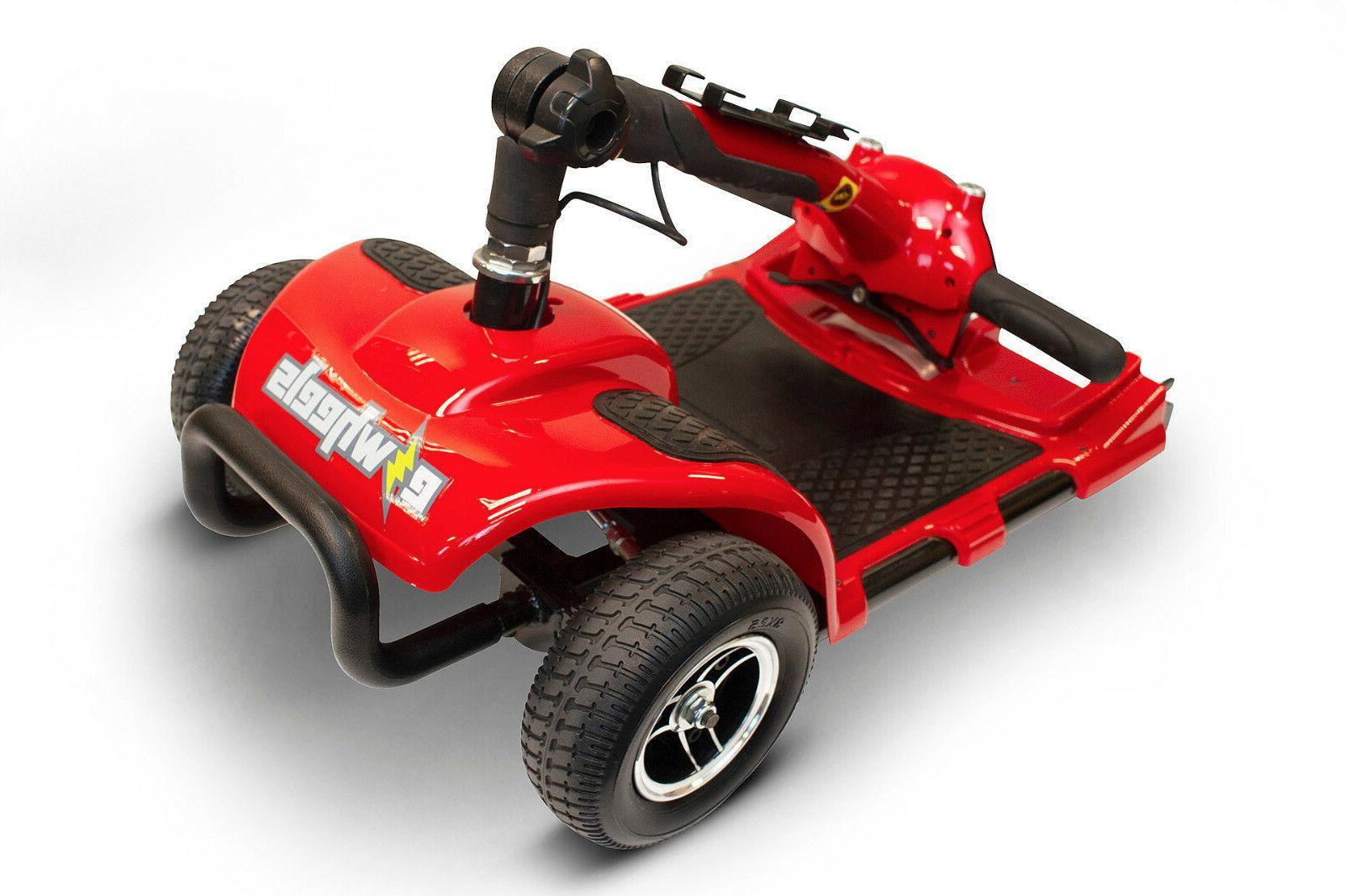 eWheels Lightweight Mobility Scooter 300Lbs