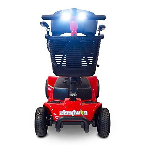 eWheels Long Lightweight Mobility 300Lbs -