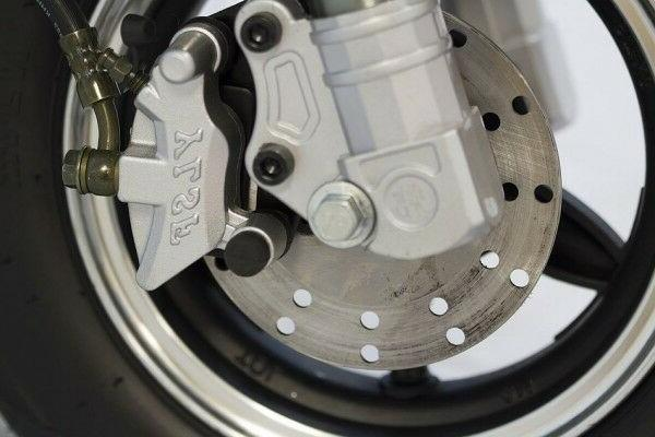 EWheels Vintage Wheel - Solid