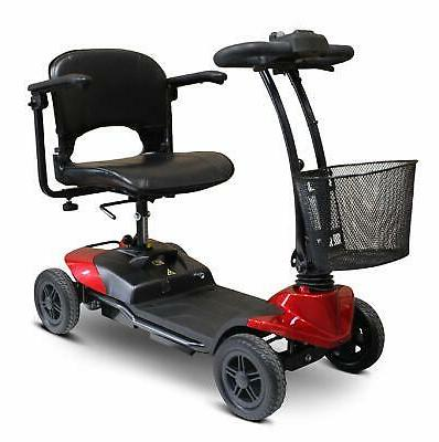 EWheels Medical Power Scooter- Disassembles for Travel - EW-M35