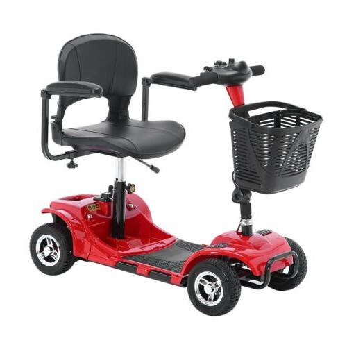 Foldable Mobility With Basket VI