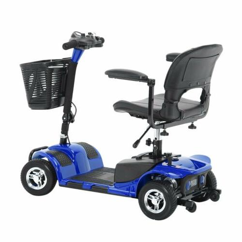 Foldable Mobility Four With