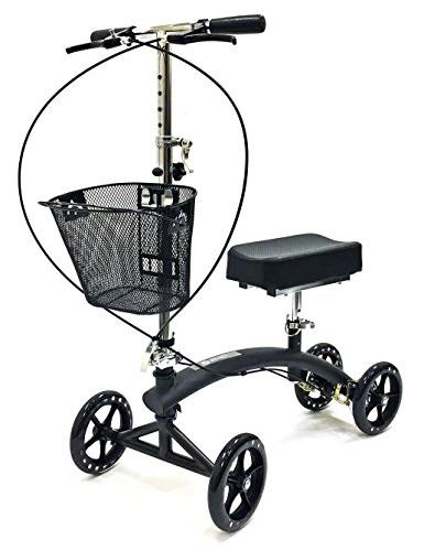 BodyMed With Dual and Basket Great Alternative To Crutches - Broken - For Injury