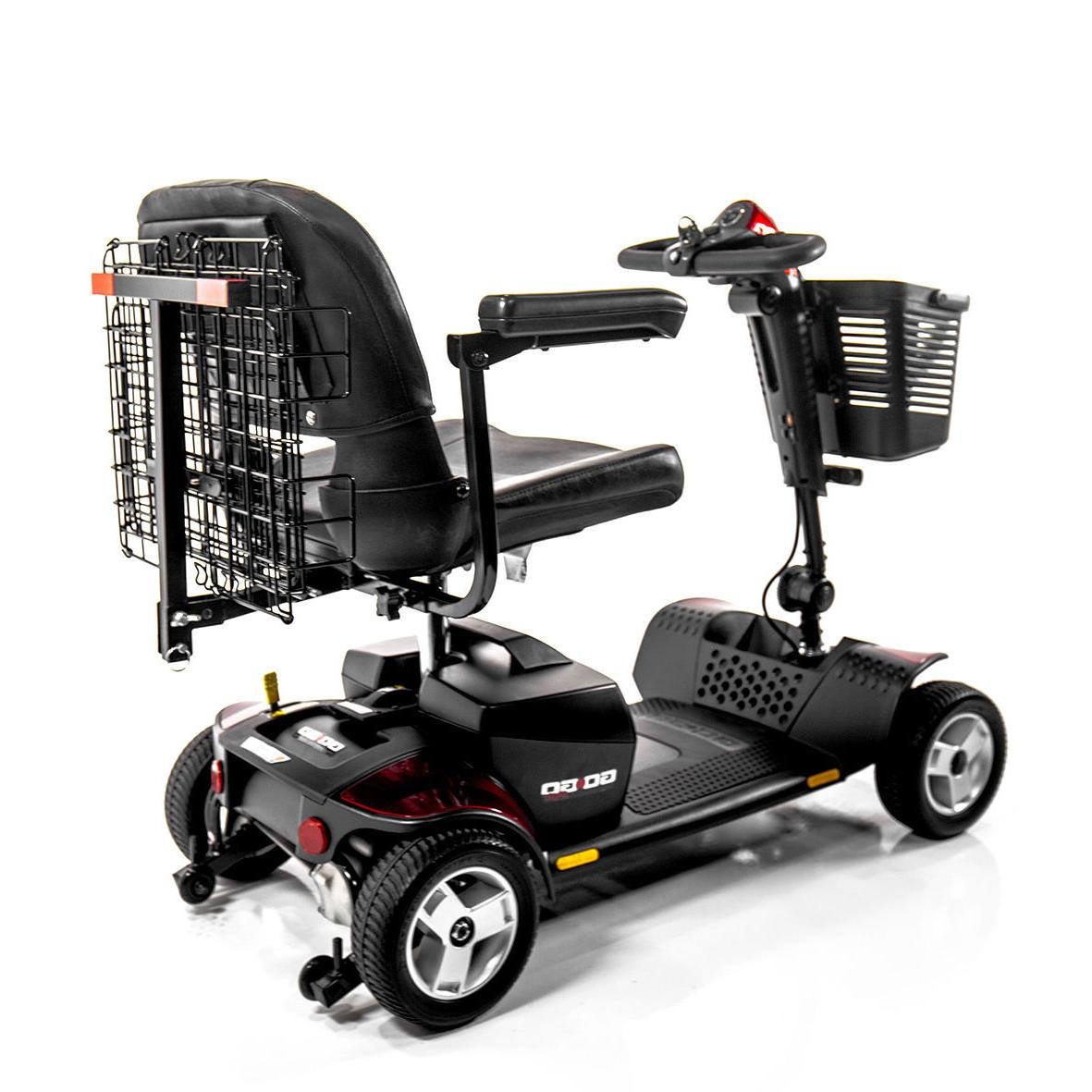 Challenger Mobility FOLDING SCOOTER BASKET Golden, J950
