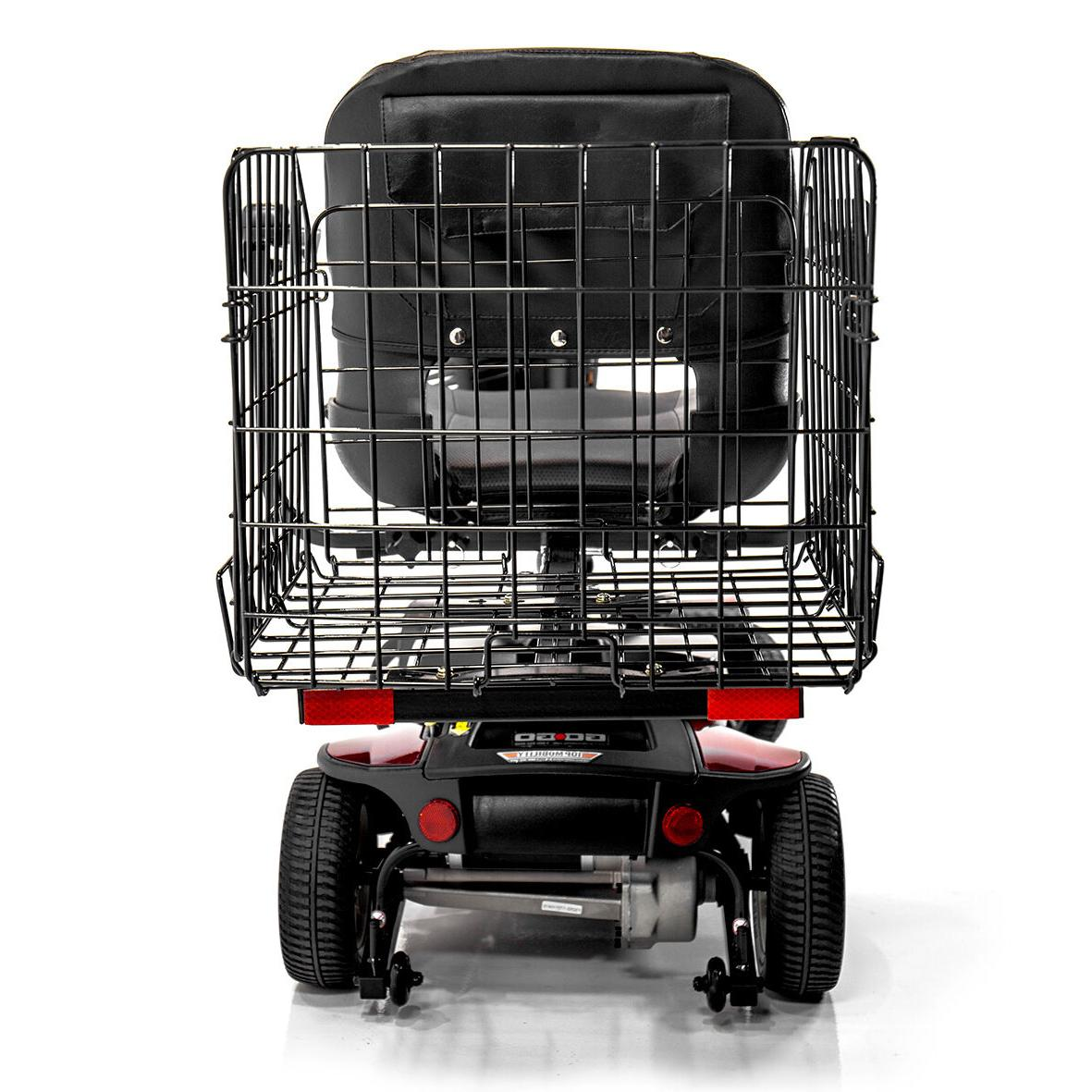 Challenger Mobility FOLDING REAR SCOOTER BASKET Pride,