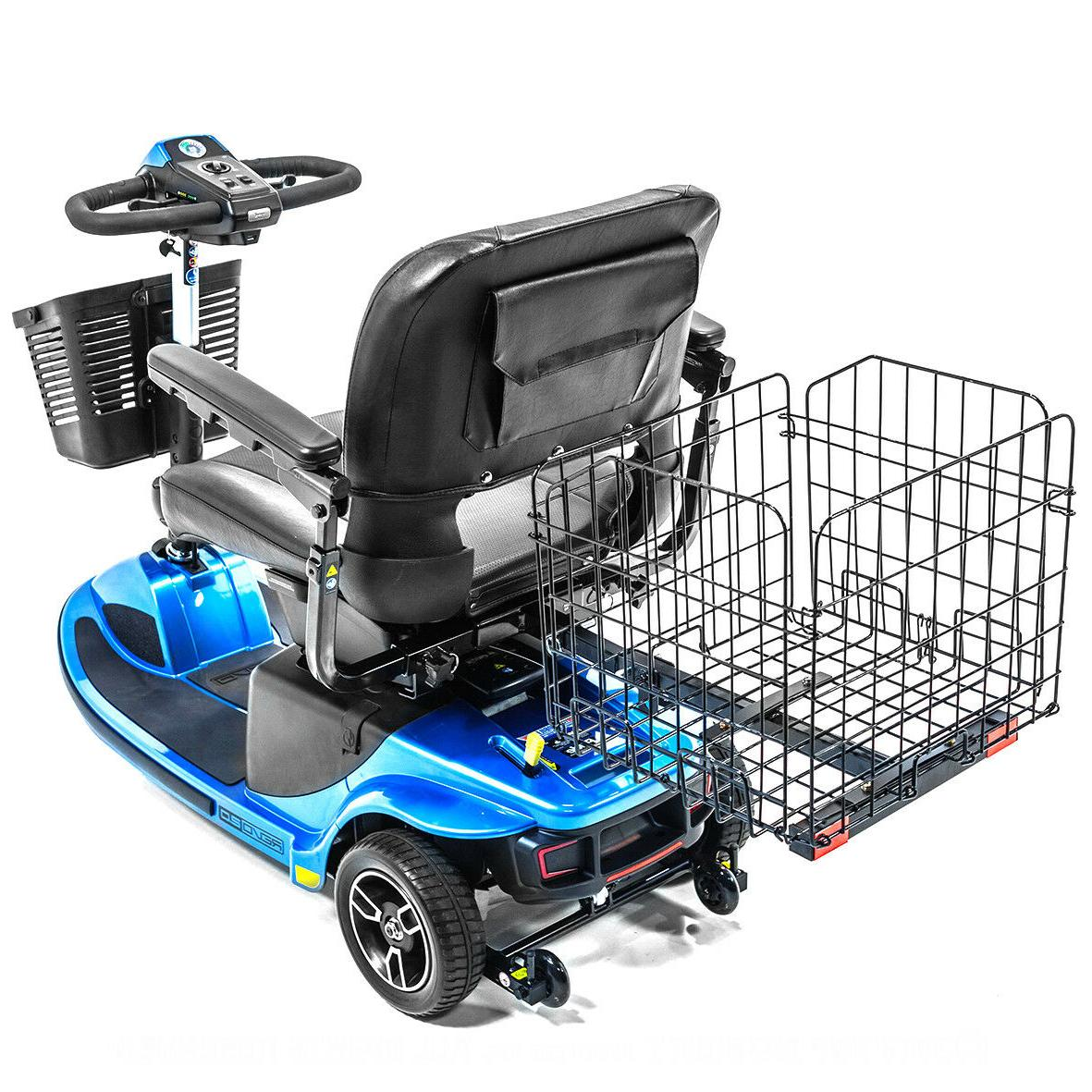 Challenger Mobility FOLDING SCOOTER for Golden, Go-Go