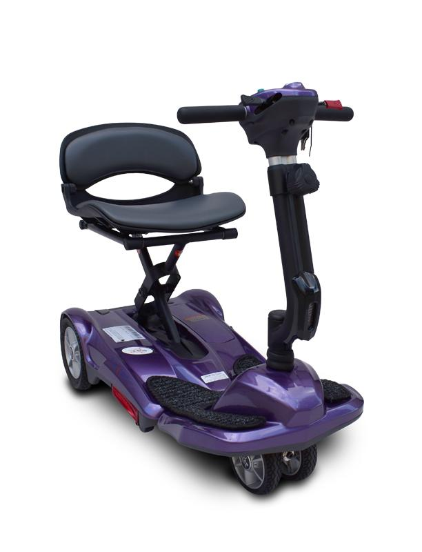 EVRider Mobility Scooter Blue