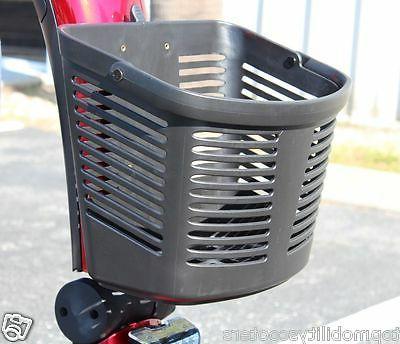 front basket