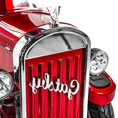 Gatsby Vintage Size Fast Long Range -