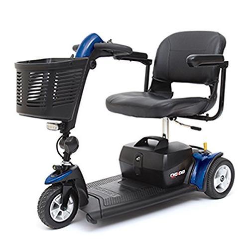 go 3 wheel scooter