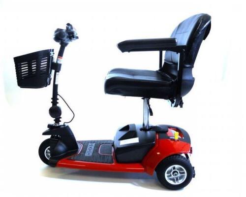 Pride GO-GO X 3-Wheel Travel SC40X