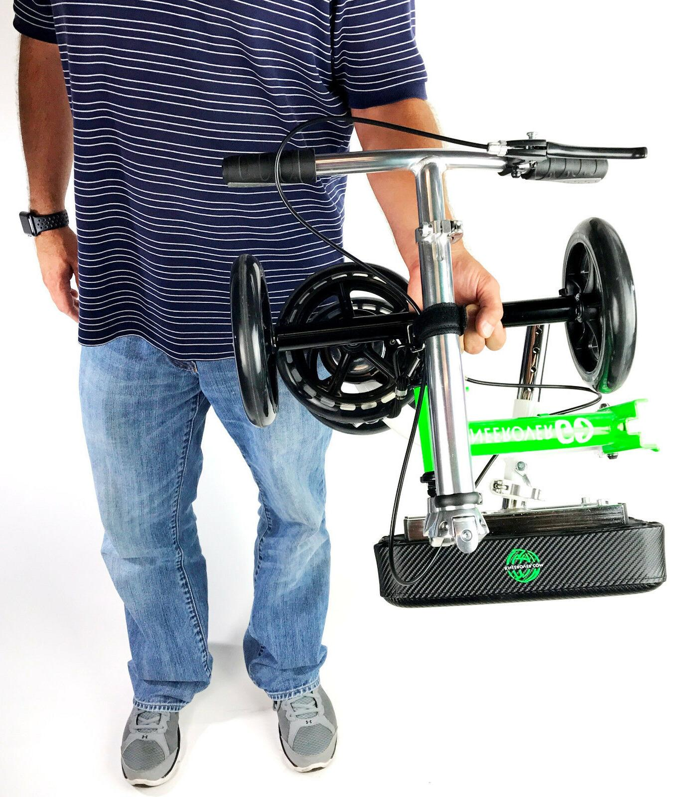 NEW GO Walker - Compact & Knee Scooter