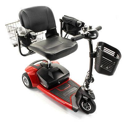 NEW Pride Mobility GO-GO Ultra X 3-Wheel Travel Scooter SC40