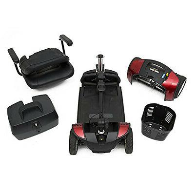 Pride Mobility Traveller Scooter w/ Ext Warr