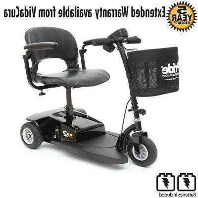 gogo es2 three wheeled scooter w avail