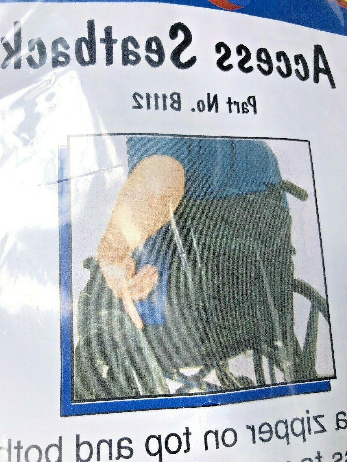 Diestco Great Access Seatback Wheelchairs