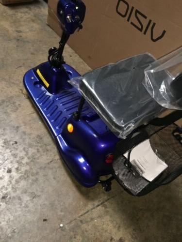Handicap 3 Wheel Scooter adult mobility freedom