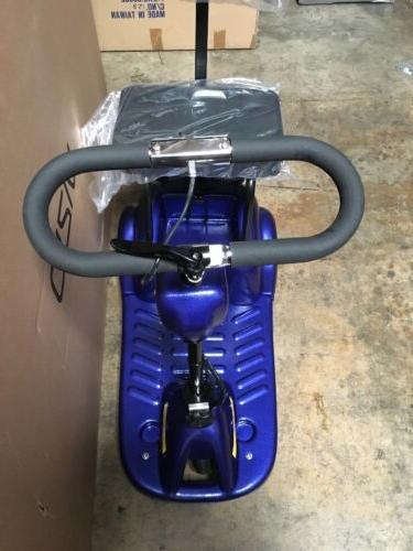 Handicap Wheel Scooter adult soleus freedom