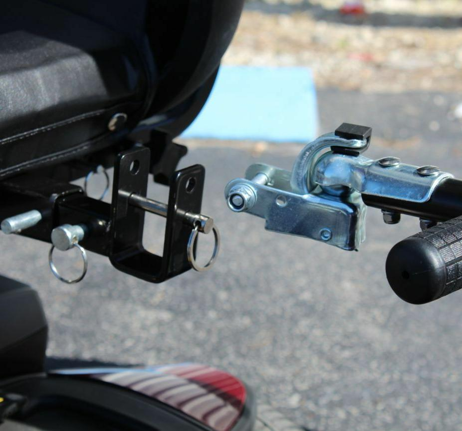 Haul-N-Go Scooter Tow Assembly Challenger J2820 Mobility Trailer