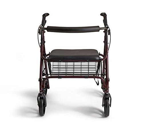 Medline Duty Bariatric Aluminum Mobility with 8 Inch 400