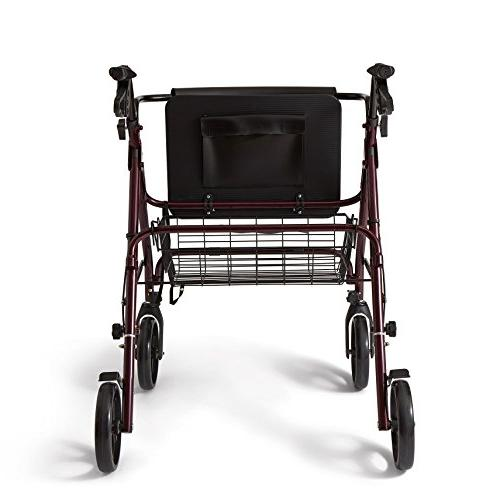 Medline Heavy Aluminum Mobility with 400 lbs