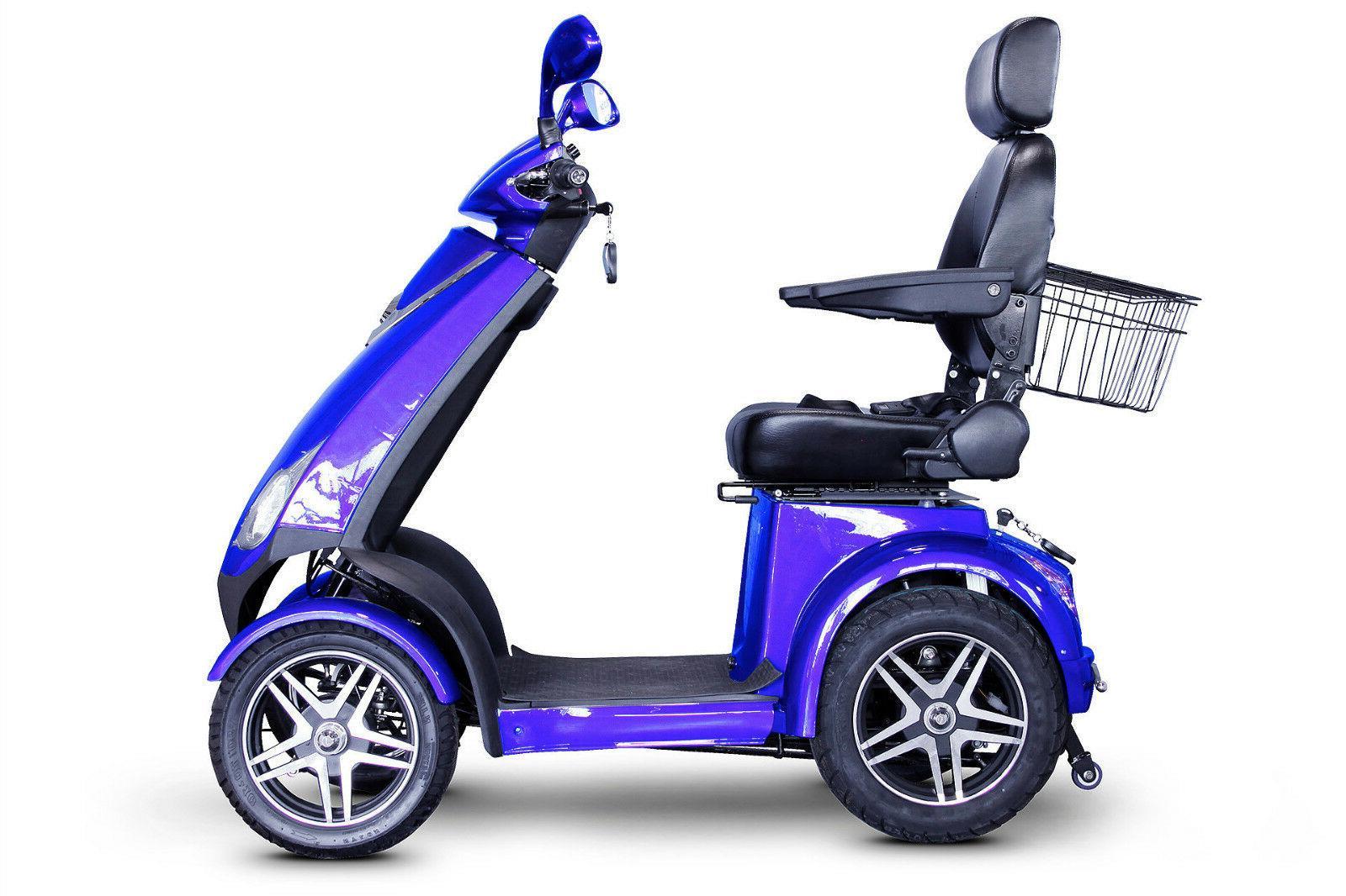 HIGH POWER EW-72 4-Wheel Mobility 700W 40