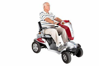 TZORA Hummer-T4 4 Wheel Folding Travel Mobility Scooter