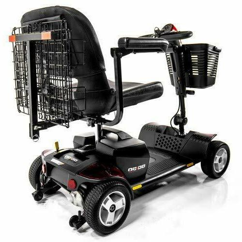 Challenger Rear Mobility Scooters Go-Go