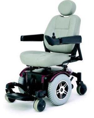 jazzy 600 power wheelchair