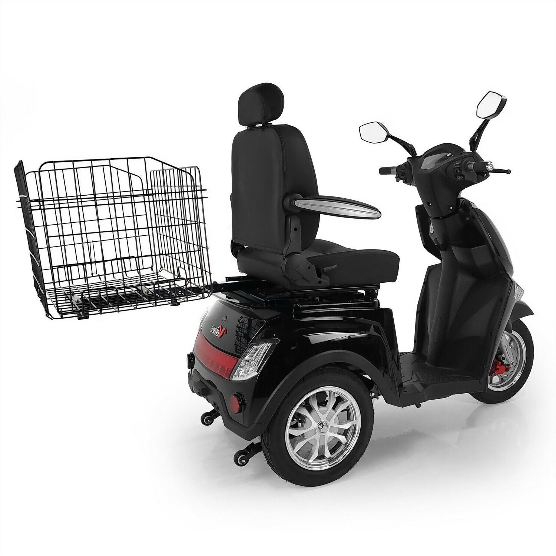 Challenger Mobility Rear Basket