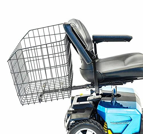 Challenger Jumbo Basket XX-Large Shopping compatible Large Pride Mobility