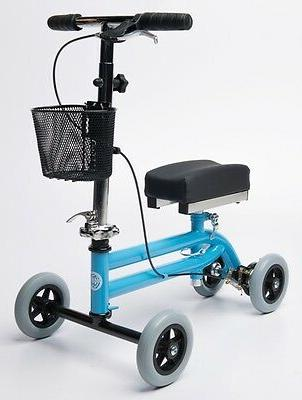 kids knee walker scooter pediatric childs mobility